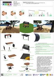 Erişilebilir Piknik Masası