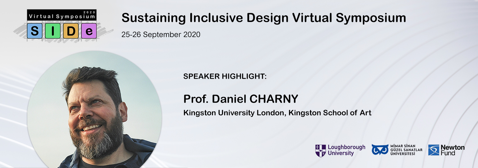 Konuşmacı Duyurusu: Prof. Daniel CHARNY