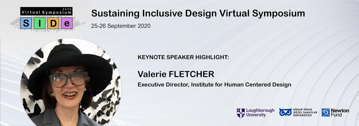 KEYNOTE Konuşma Duyurusu: Valerie FLETCHER